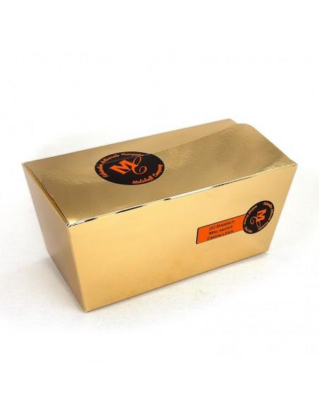 20 Malakoff Noir Sans Sucre emballés 400g.