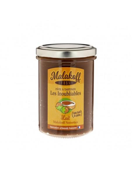 Pâte à tartiner Malakoff Chocolat 240gr