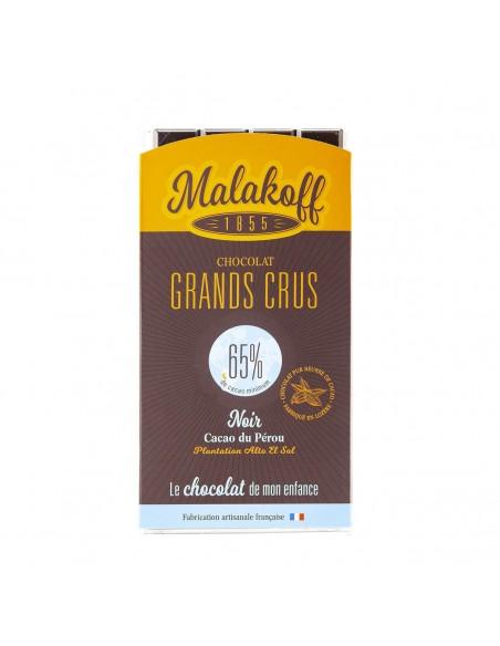 Tablette Chocolat Noir Pérou 90g.