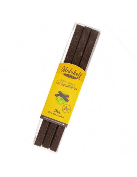 12 Malakoff 1855 Chocolat Noi Brut 240g.