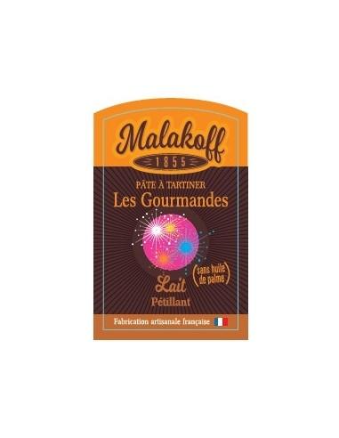 Pâte à tartiner Pétillante Chocolat 240gr