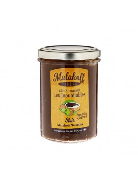 Pâte à tartiner Malakoff Chocolat Noir 240gr