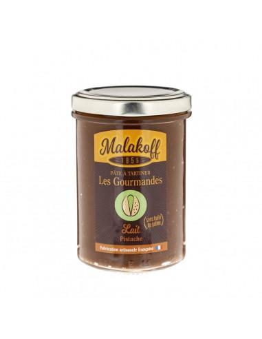Pâte à tartiner Chocolat Pistache 240gr