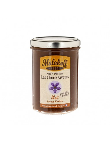 Pâte à tartiner Chocolat Violette 240gr