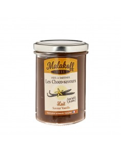 Pâte à tartiner Chocolat Vanille 240gr