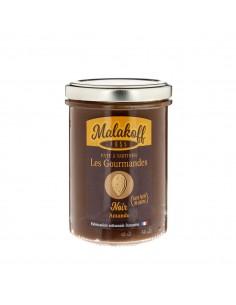 Pâte à tartiner Amandes Chocolat Noir 240gr