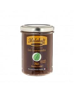 Pâte à tartiner Chocolat Noir Menthe 240gr