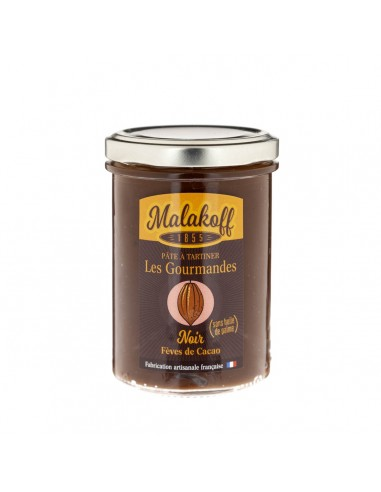 Pâte à tartiner Chocolat Noir GRUE 240gr