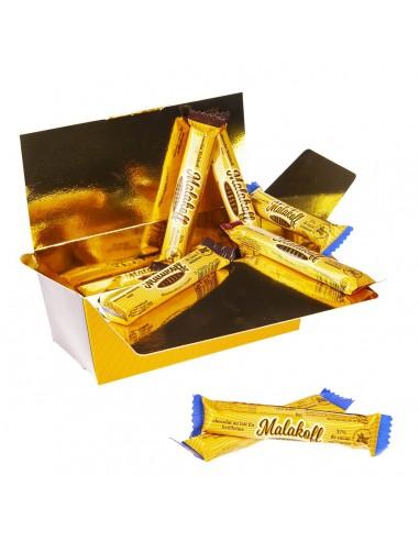 20 Malakoff Chocolat Blanc Emballés 400g.