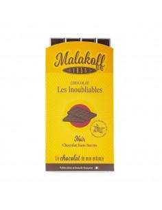 Tablette Chocolat Noir sans sucre 90g.