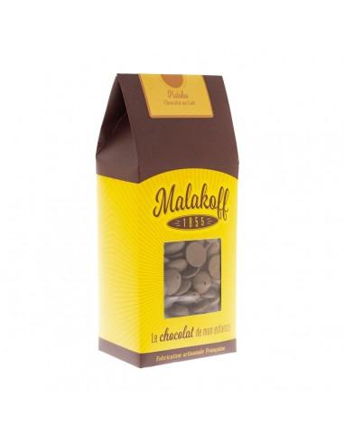 Chocolat Patissier Couverture Lait 400g