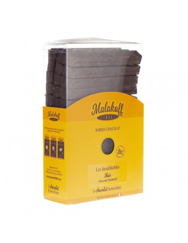 39 Malakoff Chocolat Noir BRUT 780g.