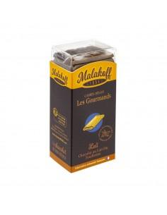 21 Carrés Délices Chocolat Lait Feuilletine