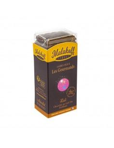 21 Carrés Délices Choco Lait Pétillant 105g