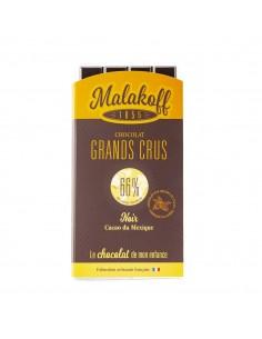 Tablette Chocolat Noir Mexique 90g.