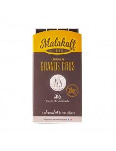 Tablette Chocolat Noir Venezuela 90g.