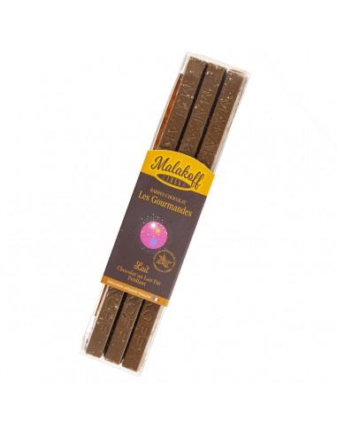 12 Chocolats Pétillant Brut 240g.