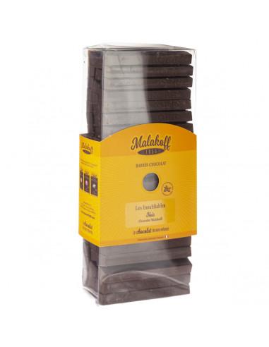 60 Malakoff chocolat Noir BRUT 1.200kg.
