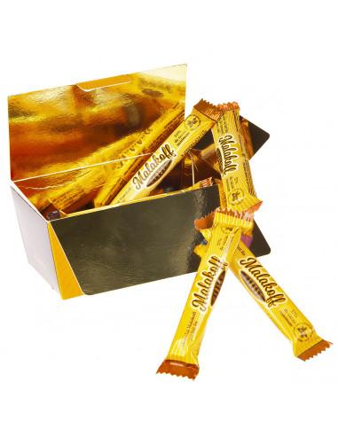 10 Malakoff 1855 Chocolat Lait emballés 200g.