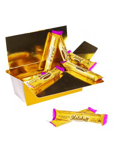 20 Chocolat Caramel Gabin Emballés 400g.