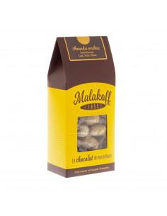 150g Amandes enrobées 3 chocolats